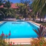 Bazén v Panglao