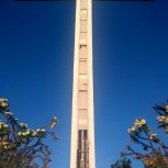 Kříž na vyhlídce