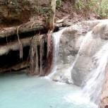 Tumulog falls