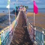 Hideaway – bambusový most