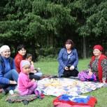 Piknik v Jeti-Oguz
