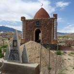 Hřbitova v horách