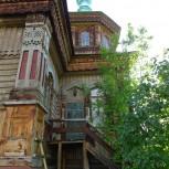 Dřevěná pravoslavná katedrála