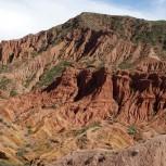 Kaňon Skazka (Fairy Tail Canyon)