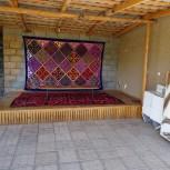 Posezení v Eldos - Ata Eco Hotel
