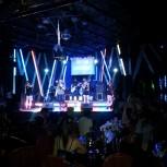Koncert v Tiki baru